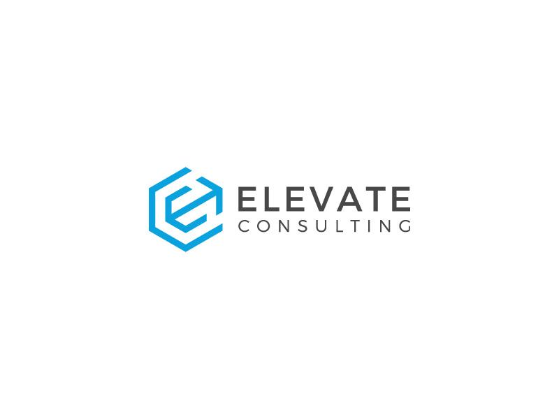 Elevate Consulting logo design by CreativeKiller
