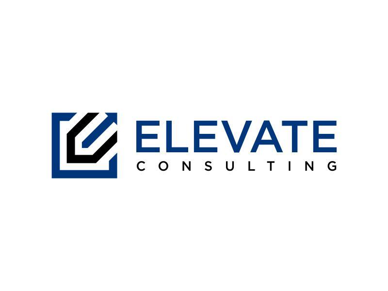 Elevate Consulting logo design by excelentlogo