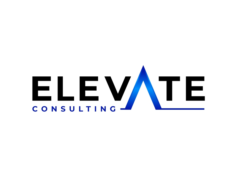 Elevate Consulting logo design by mutafailan