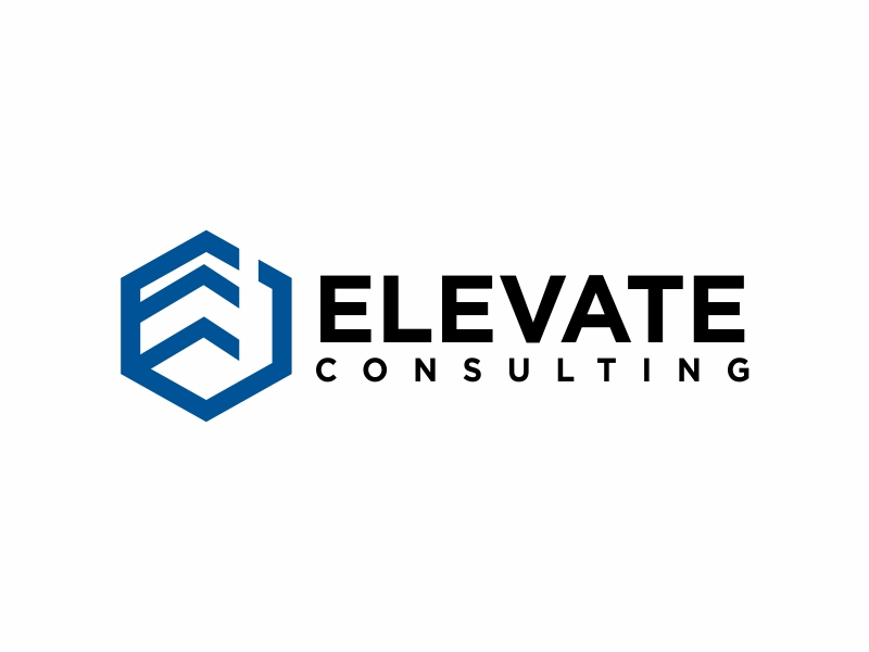 Elevate Consulting logo design by Greenlight
