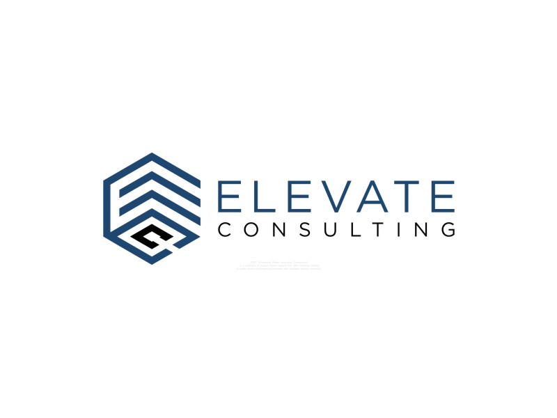 Elevate Consulting logo design by KQ5