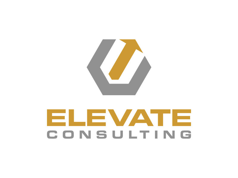 Elevate Consulting logo design by pionsign