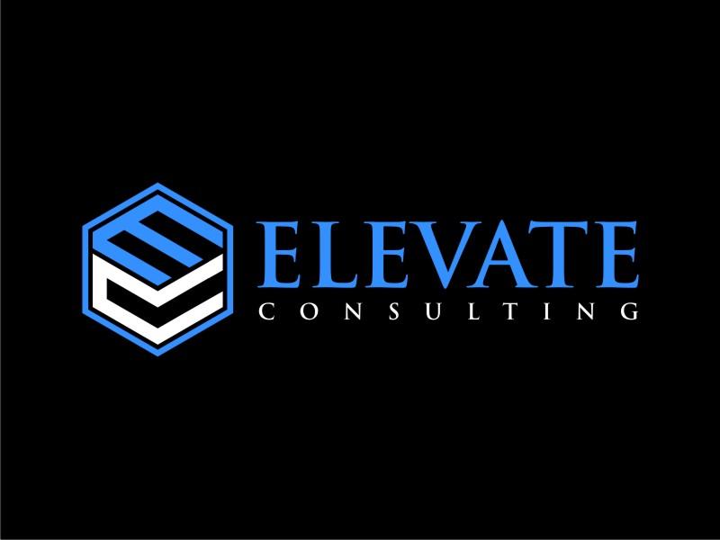 Elevate Consulting logo design by sheila valencia