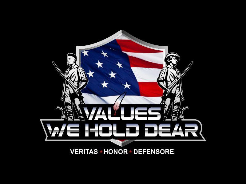 Values We Hold Dear logo design by Mayong Satriya
