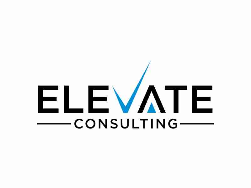 Elevate Consulting logo design by Sheilla