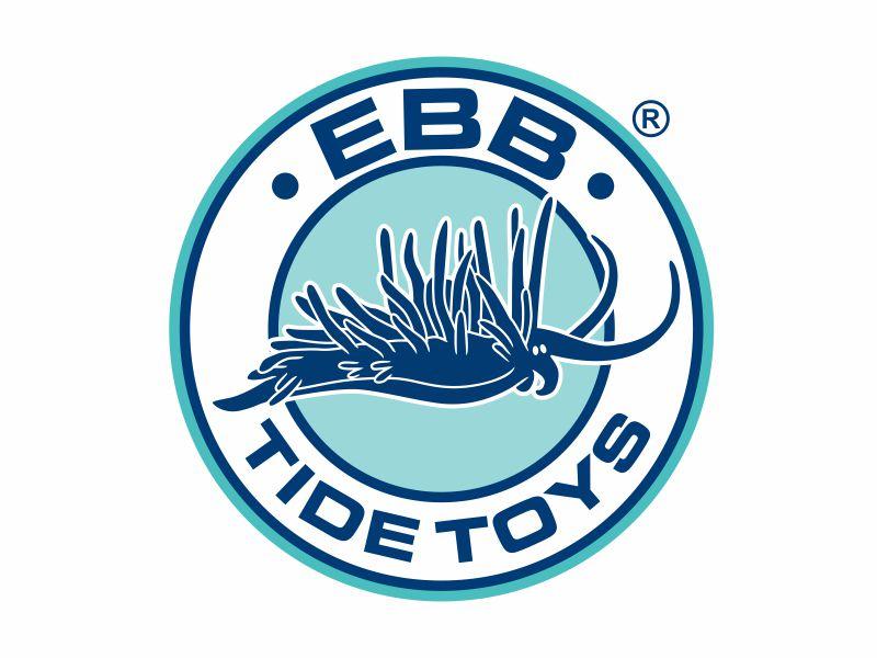 Ebb Tide Toys Logo Design