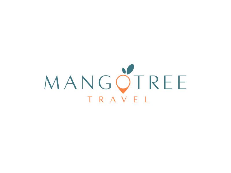 Mango Tree Travel logo design by leduy87qn