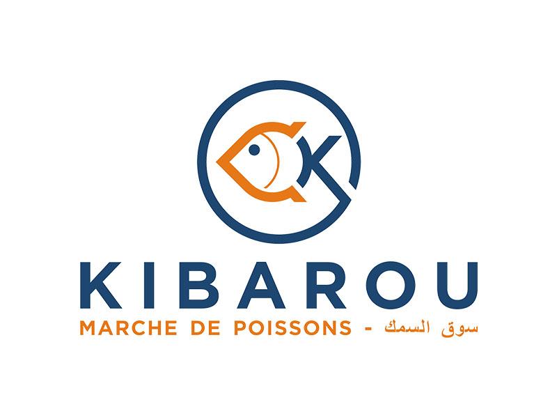 KIBAROU Logo Design