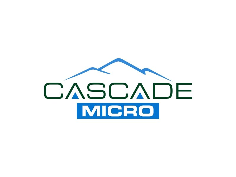 Cascade Micro logo design by ingepro