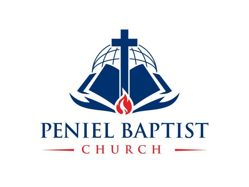 Peniel Baptist Church Logo Design