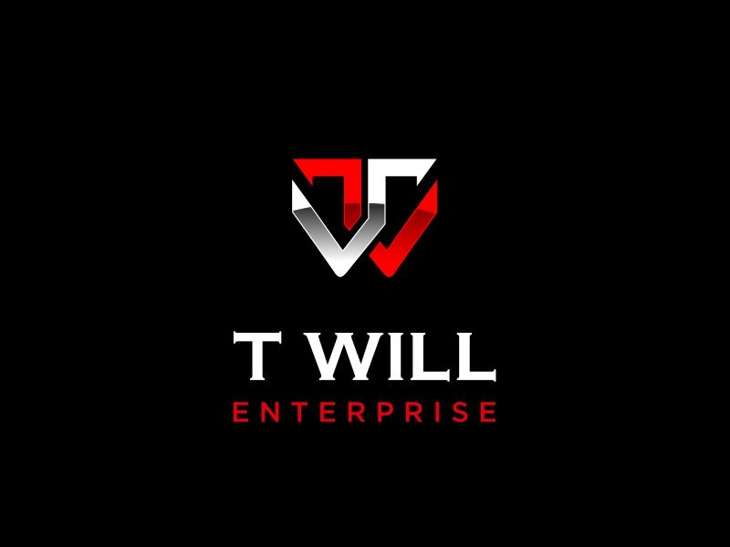 T Will Enterprise Logo Design