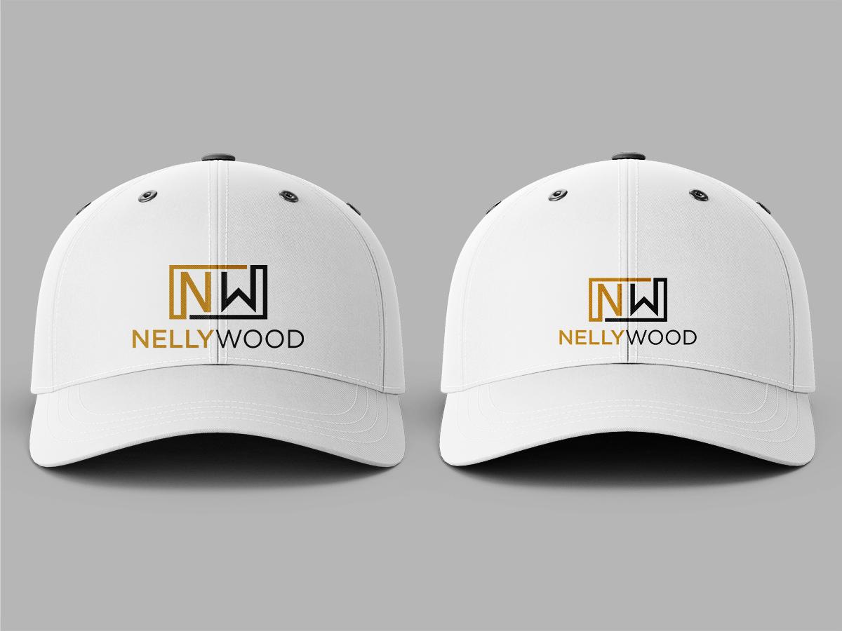 NellyWood Logo Design